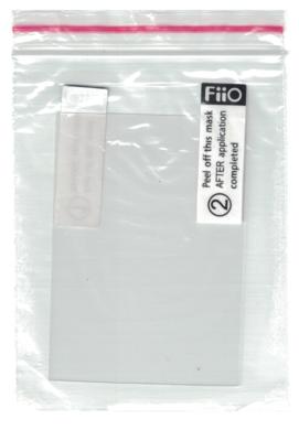 Защитная пленка для FiiO X3