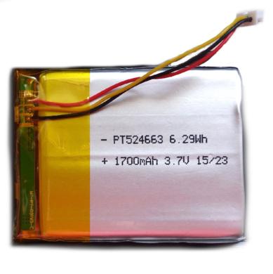 Аккумулятор для Lotoo PAW 5000