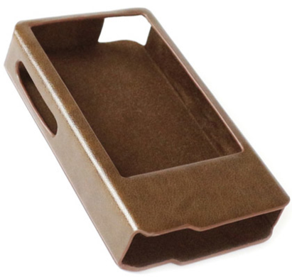 Кожаный чехол для Hidizs AP200