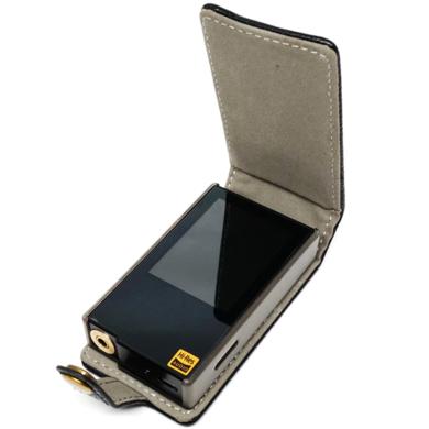 Кожаный чехол для Hidizs AP60