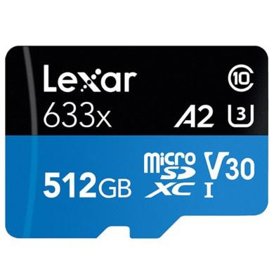 MicroSD 512GB Lexar