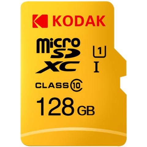 MicroSDXC 128GB Kodak Class 10